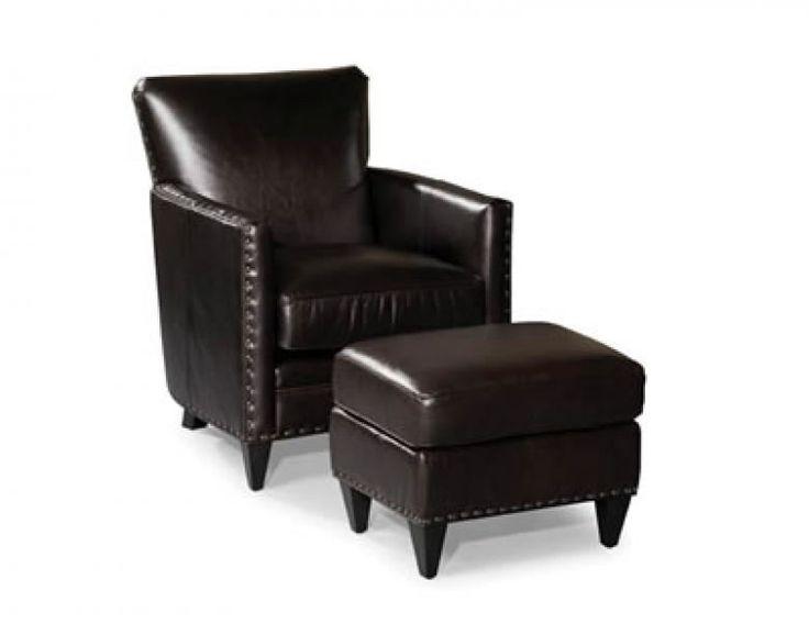 Lino Chair U0026 Ottoman : Leather Furniture Expo