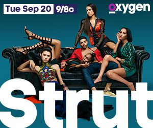 Strut is a new show about a transgender modeling agency created by Whoopi Goldberg for Oxygen Network.