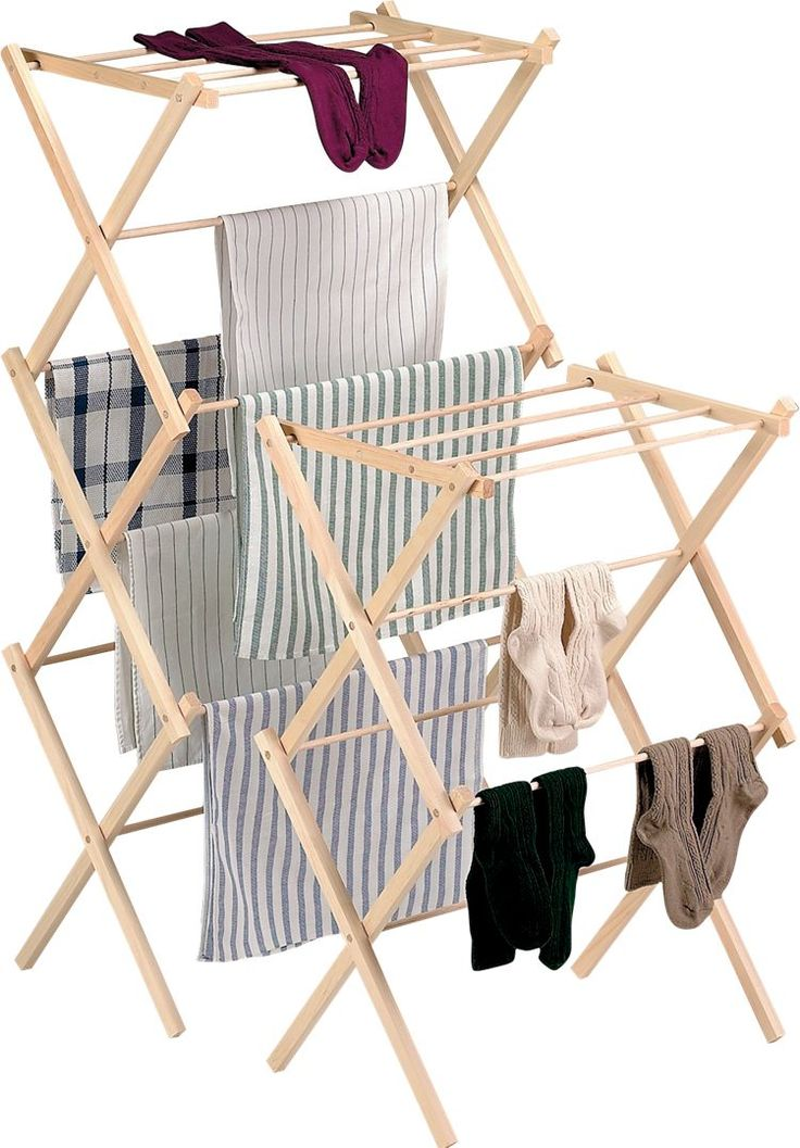 31 best line drying products and stores images on pinterest laundry room clothes drying racks. Black Bedroom Furniture Sets. Home Design Ideas