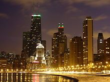 Chicago is my very favorite city.