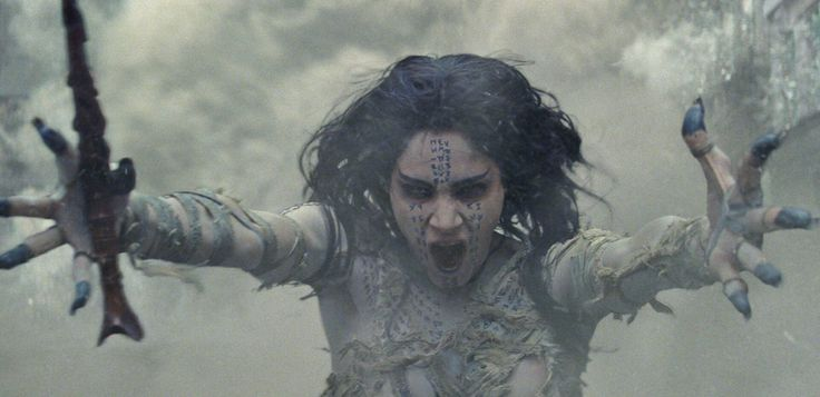 Sofia Boutella portrays Ahmanet in The Mummy. As a horror fan, Goldie believes this character is her Wonder Woman. Find out why in her movie review.