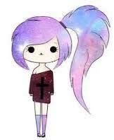 Resultado de imagen de dibujos de chicas kawaii tumblr