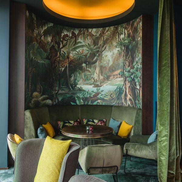Skybar Im Andels Hotel Friedrichshain