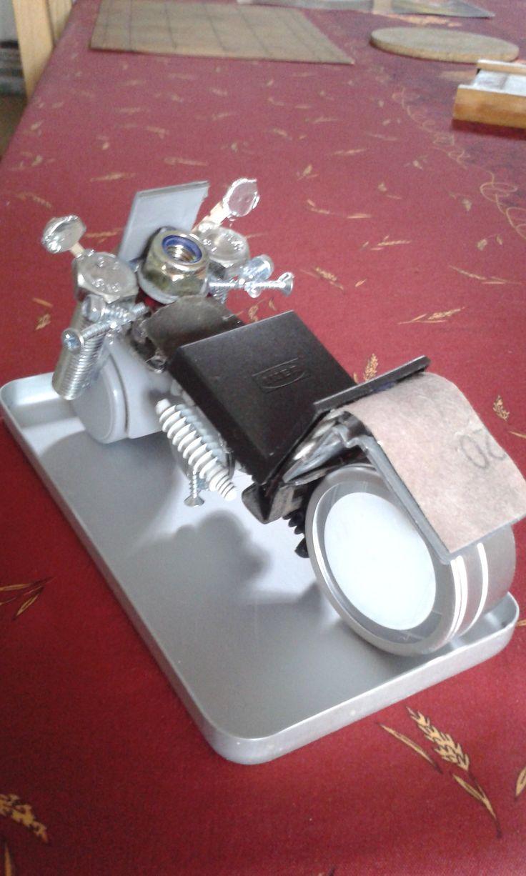 Moto, autre vue