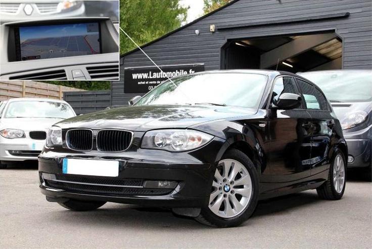 OCCASION BMW SERIE 1 118D EXCELLIS 5P GPS