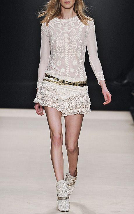Shop Isabel Marant Ready-to-Wear Runway Fashion at Moda Operandi