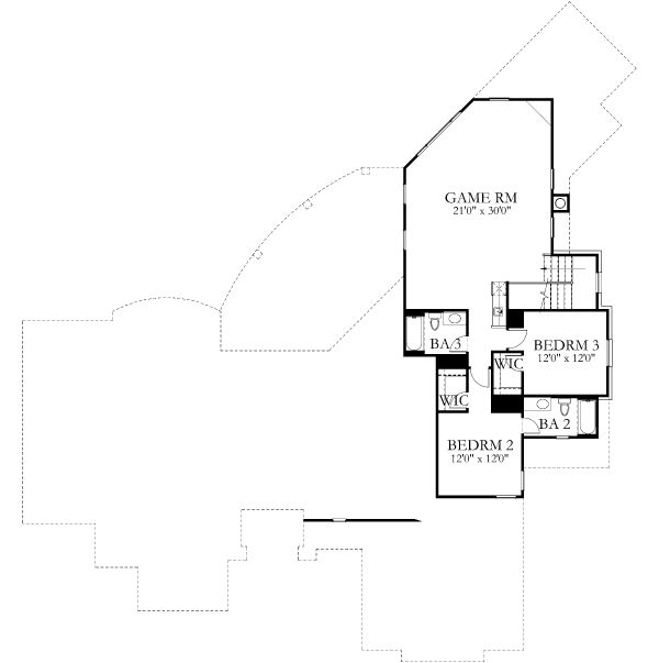 Marvelous 2nd Floor Plan