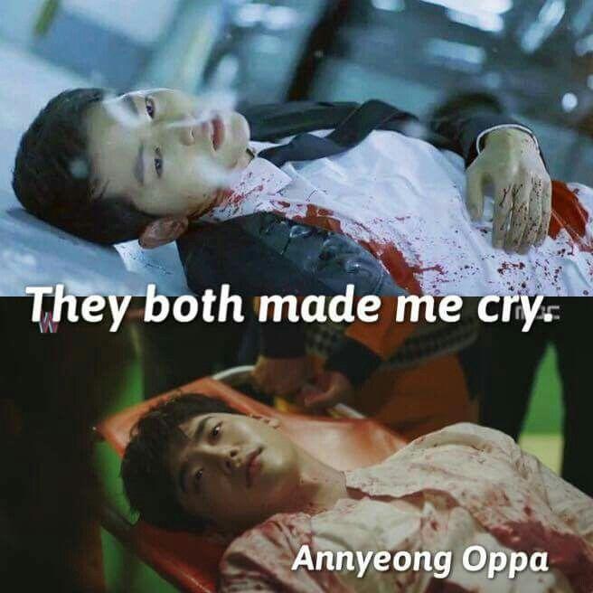 Song Joong Ki & Lee Jong Suk | W – Two Worlds // Descendants Of The Sun