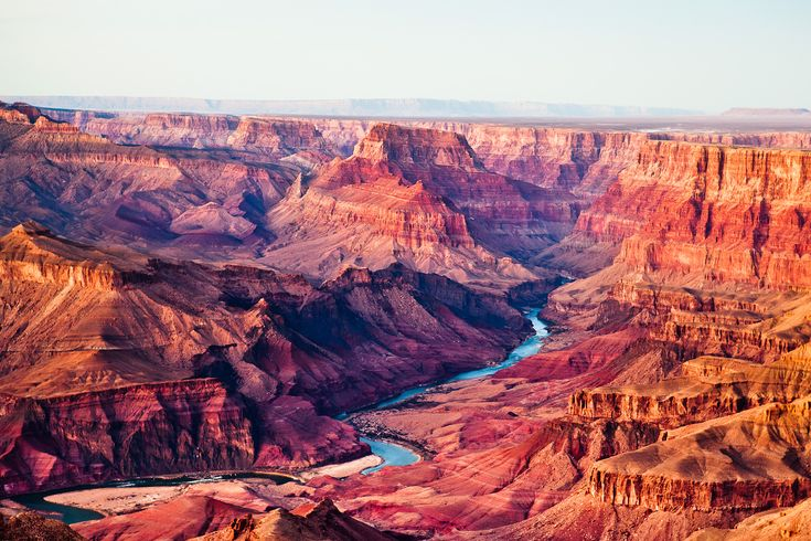 Grand Canyon family vaction rving acorss the country one summer.