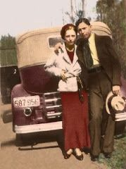 Bonnie and Clyde History: A Daughter for Bonnie Parker and W. D. Jones in 1932?!?-- How About Twins?!&?#%?!! You'd Better Brace Yourselves for This One
