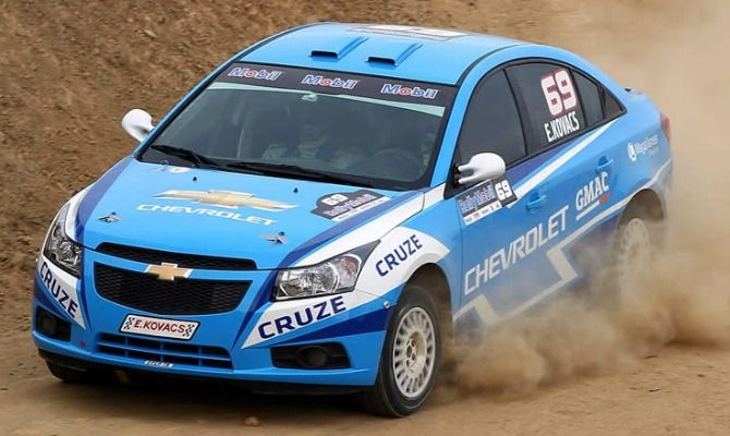 Rally Mobil Gran Premio Concepción