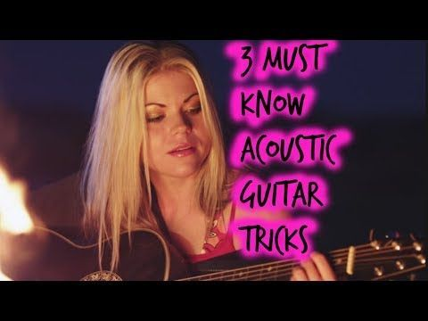 (7 minute guide) The coolest Acoustic Guitar Strum - YouTube