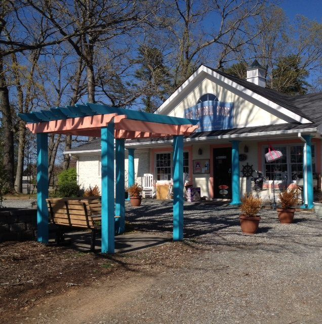 The General Store at Smith Mountain Lake opened in 2003 as a place for locals and residents to browse local products.