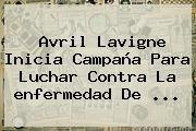 http://tecnoautos.com/wp-content/uploads/imagenes/tendencias/thumbs/avril-lavigne-inicia-campana-para-luchar-contra-la-enfermedad-de.jpg Enfermedad De Lyme. Avril Lavigne inicia campaña para luchar contra la enfermedad de ..., Enlaces, Imágenes, Videos y Tweets - http://tecnoautos.com/actualidad/enfermedad-de-lyme-avril-lavigne-inicia-campana-para-luchar-contra-la-enfermedad-de/
