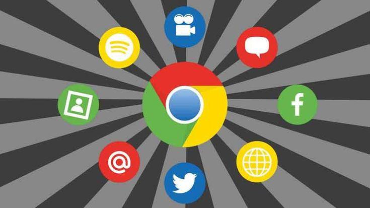 Extensiones Chrome Social Media