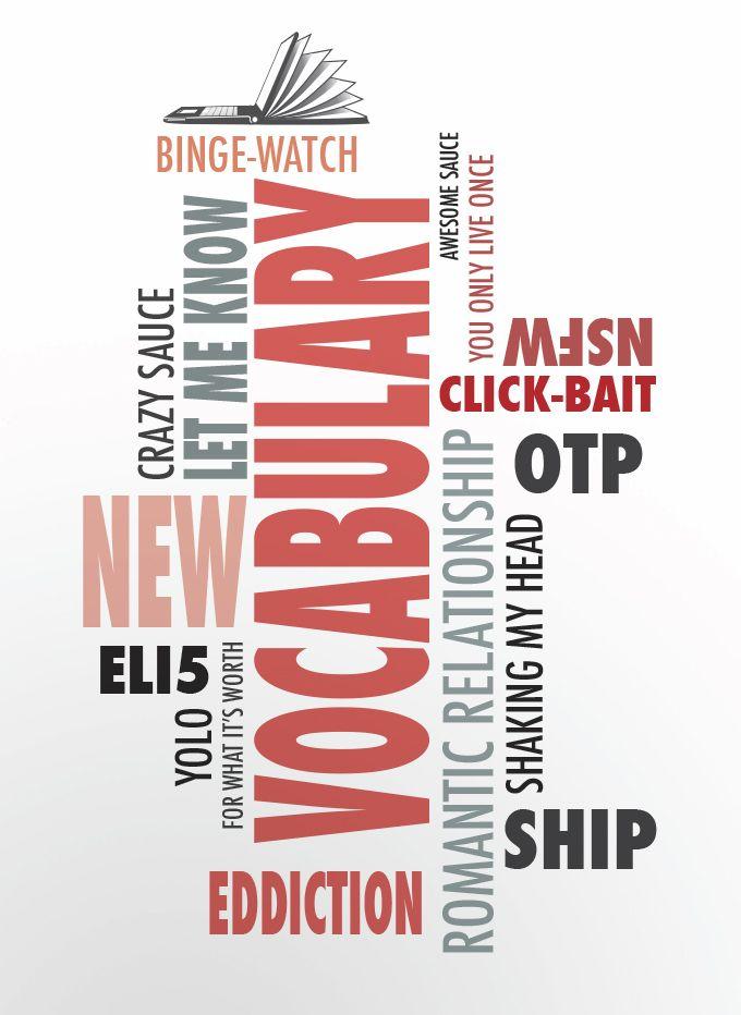 Nová slovní zásoba: nová slova a termíny roku 2015