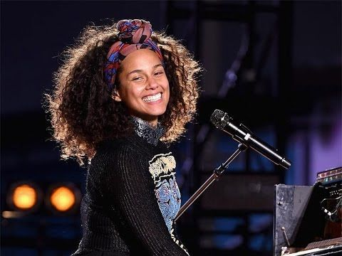 Alicia Keys Live Concert 2017