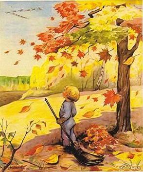 October by Kerstin Frykstrand
