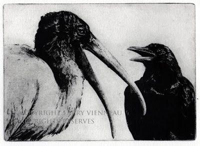 Artwork of Larry Vienneau Jr: Aesop Fables