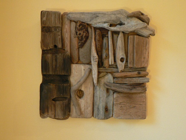 42 best driftwood lamps 4 sale images on pinterest for Driftwood wall