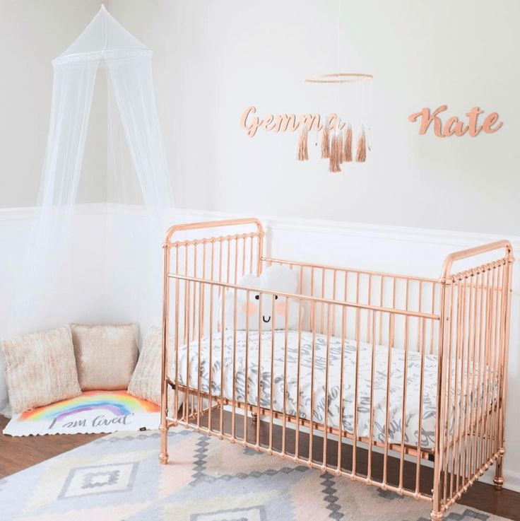 "The Hallam Family Baby Room Ideas: 19 Nursery Decor Ideas That Will Make You Say, ""Oh Baby"