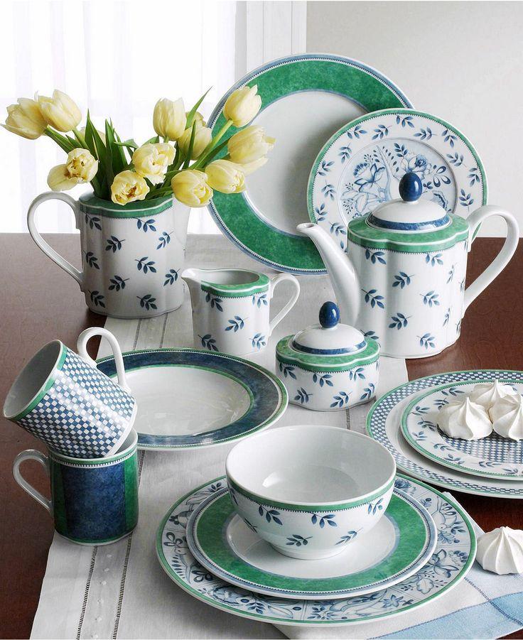 Villeroy & Boch Dinnerware, Switch 3 Bread & Butter Plate - Casual Dinnerware - Dining & Entertaining - Macy's