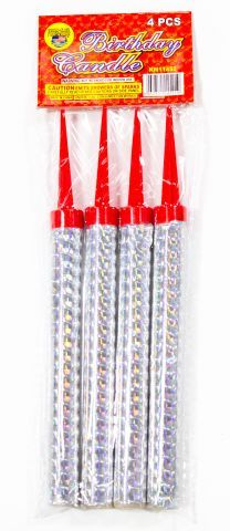 Bottle Sparklers / Cake Sparklers