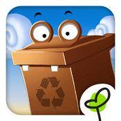 Gro Recycling - mata glada återvinningskärl och se hur soporna förvandlas till nya saker | Pappas Appar
