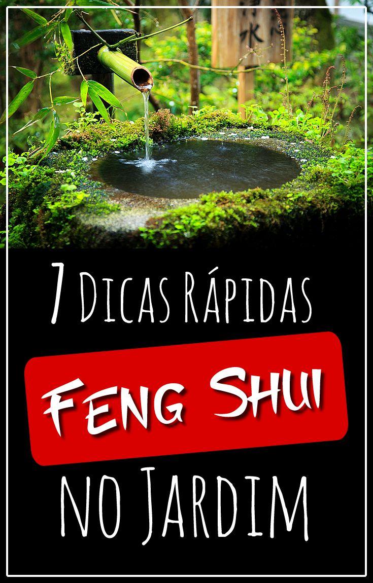 Sendo o Feng Shui baseado nas forças da natureza, nada melhor do que começar pelo jardim. E não importa seu tamanho, mas o equilíbrio vital que traga a sensação de bem estar assim que adentramos nele. Uma boa dica para quem deseja começar um mas não sabe como, é utilizar a...