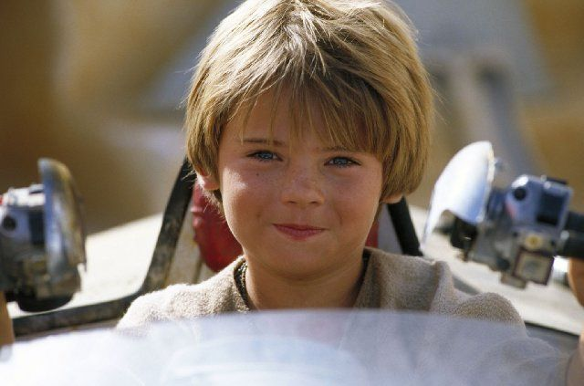 Young Anakin #anakin #skywalker #star #wars