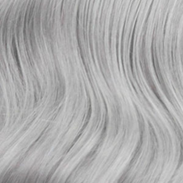 #160G #Bambina #Extensions #Hair #silver #silver h…