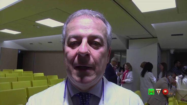 OPBG - Inaugurazione reparto trapianti cellule emopoietiche - Intervista...