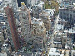 ニューヨーク市, エンパイア ステート ビルディング, 高層ビル