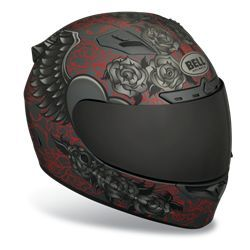 Women's Bell Sports Full Face Motorcycle Helmet - Vortex Archangel
