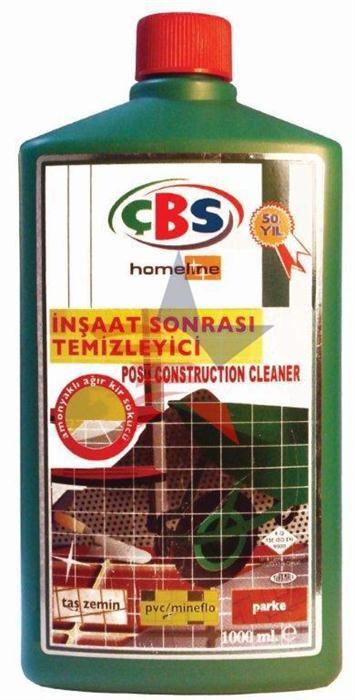 Çbs İnşaat Sonrası Genel Temizleyici 710007 http://www.hepsinerakip.com/outdoor-urunleri