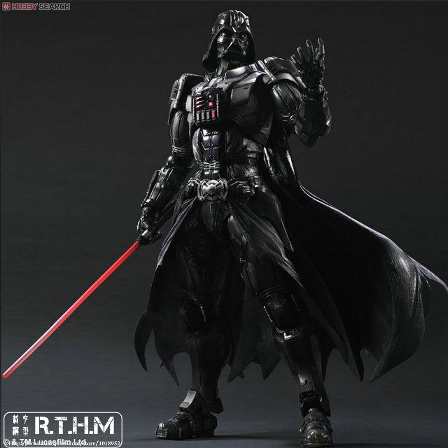 46.50$  Buy here - http://alika6.shopchina.info/go.php?t=32670203239 - STAR WARS VARIANT PLAY ARTS Kai Darth Vader Action Figure 46.50$ #buyonlinewebsite