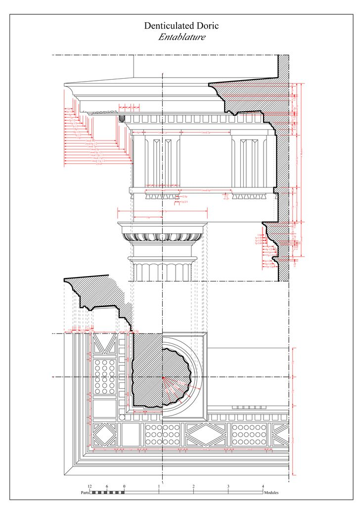 Greek Architecture Drawing 453 best greek temple models images on pinterest | ancient greece