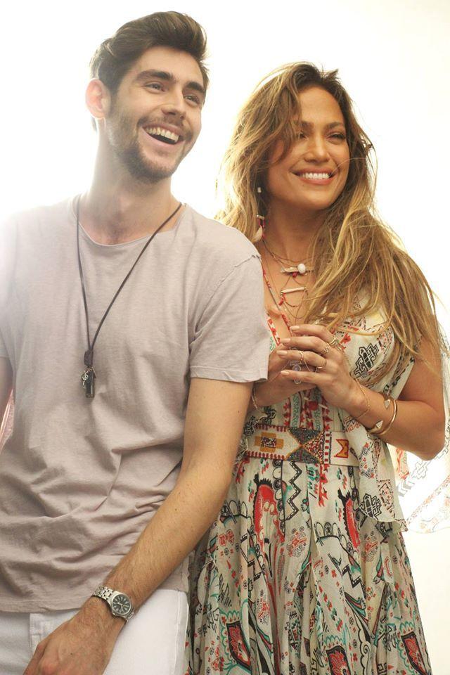 Jennifer Lopez, Alvaro Soler, El Mismo Sol video, September 2015