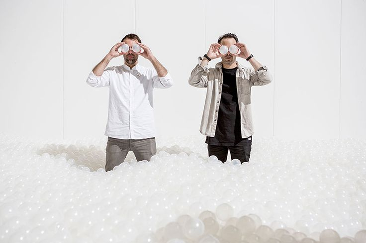 Profile   Snarkitecture Collaborative architecture company, that just does trippy things, ususally with very minimalistic juxtapositions of materials and ideas