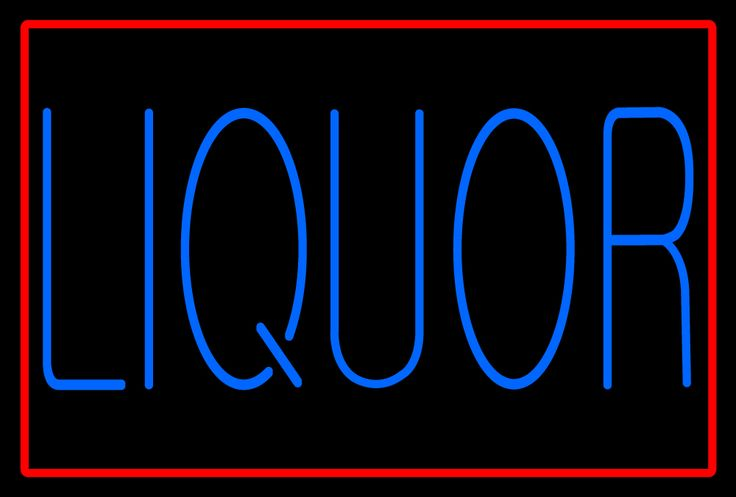 Blue Red Liquor Neon Sign 25 Tall x 37 Wide x 3 Deep, is 100% Handcrafted with Real Glass Tube Neon Sign. !!! Made in USA !!!  Colors on the sign are Blue and Red. Blue Red Liquor Neon Sign is high impact, eye catching, real glass tube neon sign. This characteristic glow can attract customers like nothing else, virtually burning your identity into the minds of potential and future customers. Blue Red Liquor Neon Sign can be left on 24 hours a day, seven days a week, 365 days a year...