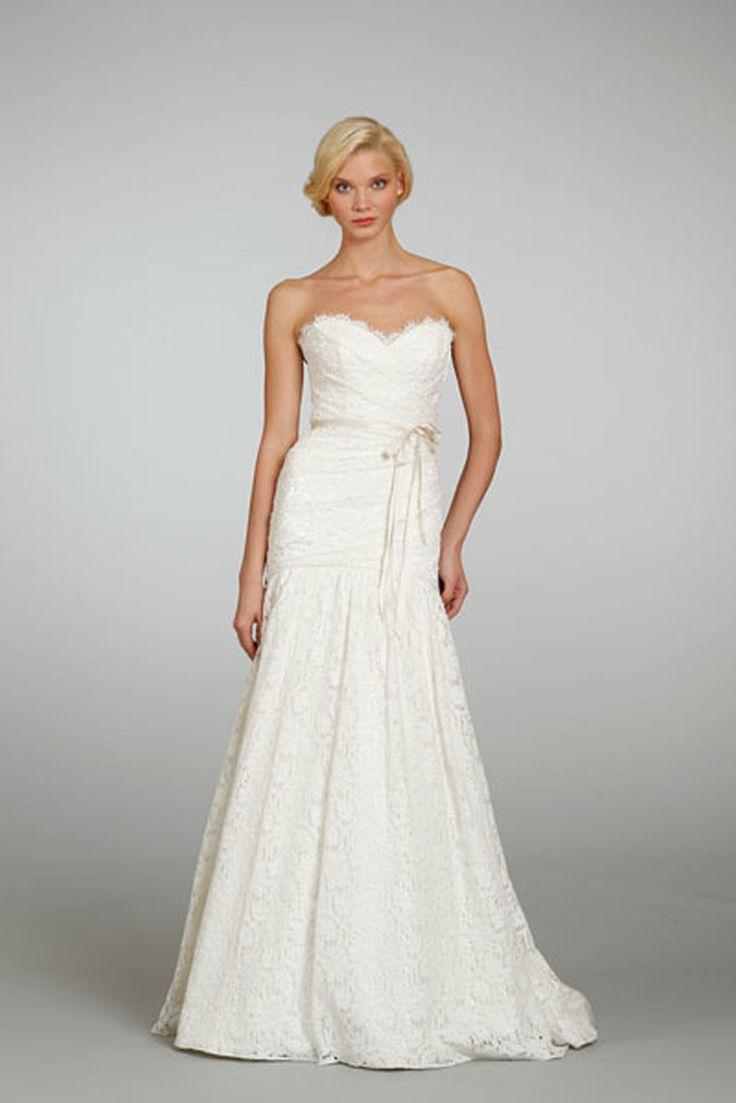 Trending  from Jim Hjelm Blush weddingdress