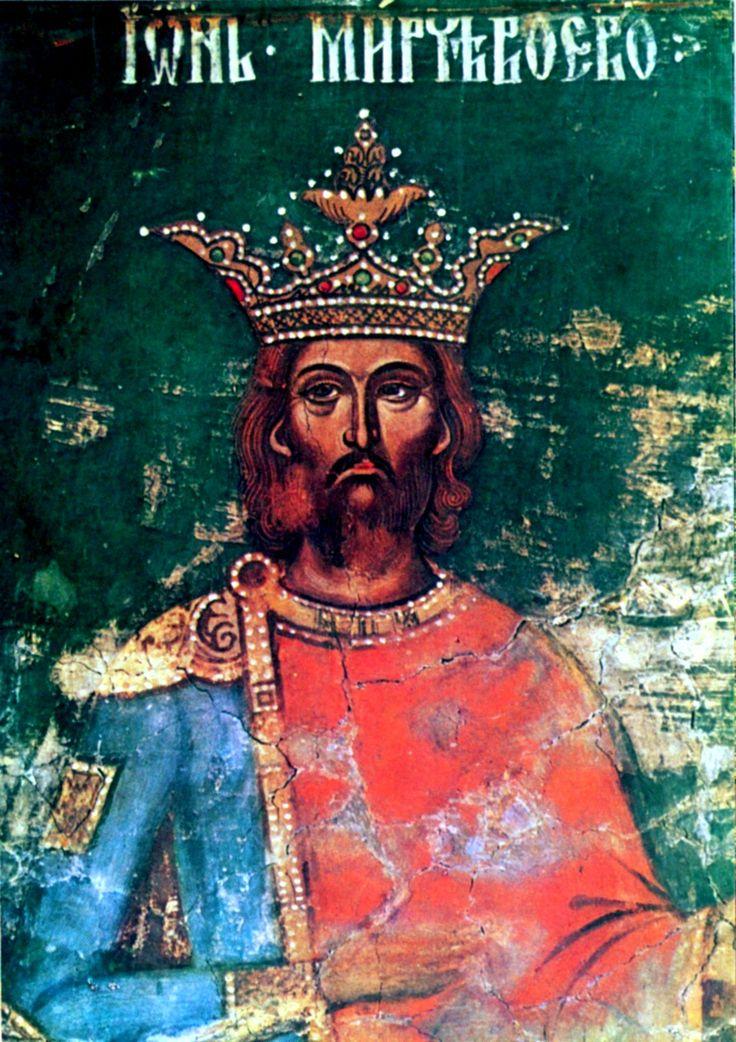 Mircea cel Batran domnitorul de la Rovine