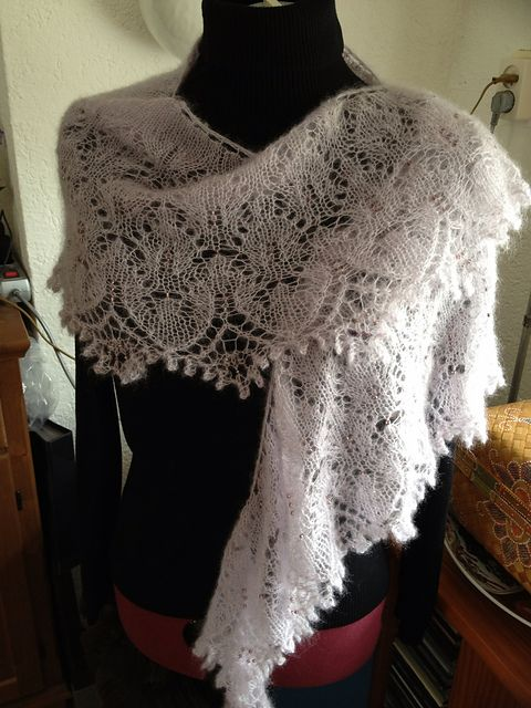 Ravelry: wolbol28's Sweet lace dream