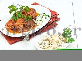 Τα πιο ωραία σουτζουκάκια με πιλάφι φούρνου (Το Πρωινό 7.11)