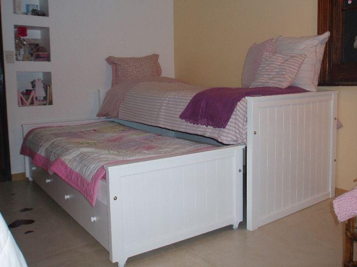 1000 ideas sobre cama cajonera en pinterest muebles de for Muebles para dormitorios chicos