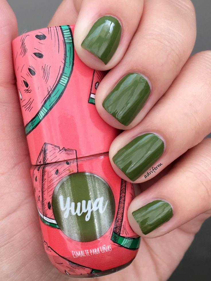 Mejores 15 imágenes de YUYA | Colección completa de esmaltes de YUYA ...