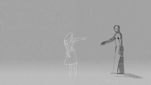 (gif) A dance with the departed - Imgur