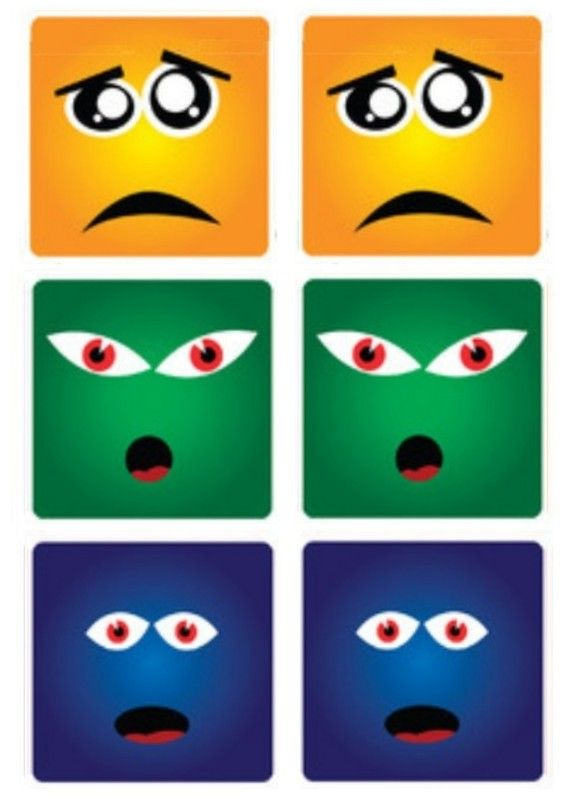http://nounoulolo88.centerblog.net/ Mémori des monstres - Planche n°5