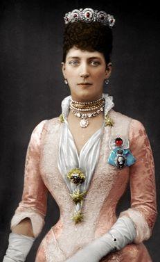 Alexandra da Dinamarca, rainha consorte do Reino Unido