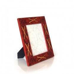 Photo Frames : Photo Frame by Mango Wood, painting for 5x7 inc 31703-BR-PRD540